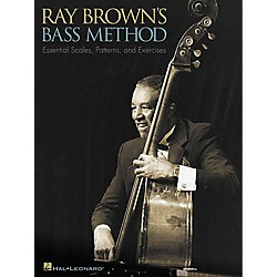 Hal Leonard Ray Brown's Bass Method Book (695308)