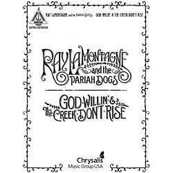 Hal Leonard Ray Lamontagne and The Pariah Dogs - God Willin' & The Creek Don't Rise Guitar Tab Songbook (691057)