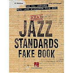 Hal Leonard Real Jazz Standards Fake Book (240161)