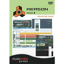 Hal Leonard Reason 4 Advanced Level - Music Pro Series (DVD) (332758)