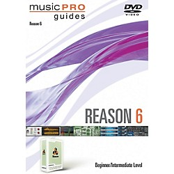 Hal Leonard Reason 6 Beginner/Intermediate Music Pro Guides DVD (321291)