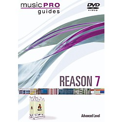 Hal Leonard Reason 7 Advance Level DVD - Music Pro Guides Series (121670)