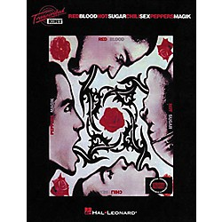 Hal Leonard Red Hot Chili Peppers - BloodSugarSexMagik Transcribed Score Book (672400)