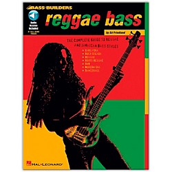 Hal Leonard Reggae Bass Book/CD (695163)