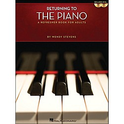 Hal Leonard Returning To The Piano - A Refresher Book For Adults (311845)