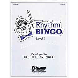 Hal Leonard Rhythm Bingo Level 1 (Game) (44218016)