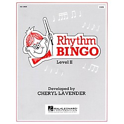 Hal Leonard Rhythm Bingo Level 2 (44218026)