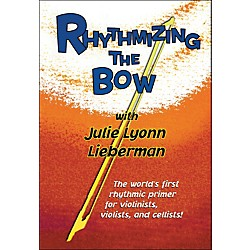 Hal Leonard Rhythmizing The Bow - 60 Minute Video (DVD) (320461)