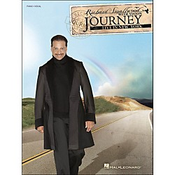 Hal Leonard Richard Smallwood Journey: Live In New York arranged for piano, vocal, and guitar (P/V/G) (306913)