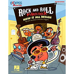 Hal Leonard Rock And Roll Forever - How It All Began (A 30-Minute Musical Revue) Classroom Kit (9971258)