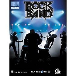Hal Leonard Rock Band Drum Songbook (690947)