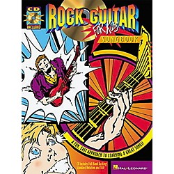 Hal Leonard Rock Guitar for Kids Songbook (695345)