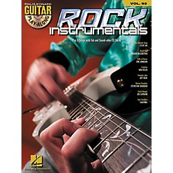Hal Leonard Rock Instrumentals - Guitar Play-Along Volume 93 (Book/CD) (700507)