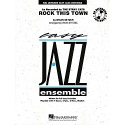 Hal Leonard Rock This Town - Easy Jazz Ensemble Series Level 2 (7011915)