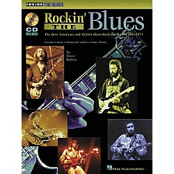 Hal Leonard Rockin' the Blues (Book and CD Package) (695491)