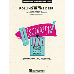 Hal Leonard Rolling In The Deep - Discovery Jazz Series Level 1.5 (7470771)