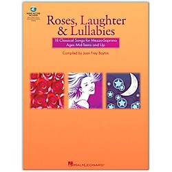 Hal Leonard Roses, Laughter And Lullabies For Mezzo-Soprano Book/CD (1189)