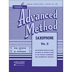 Hal Leonard Rubank Advanced Method For Saxophone Volume 2 (4470380)