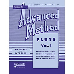 Hal Leonard Rubank Advanced Method for Flute Vol. 1 (4470390)