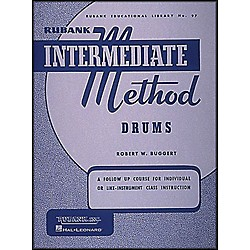 Hal Leonard Rubank Intermediate Method Drums (4470260)