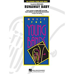 Hal Leonard Runaway Baby - Young Concert Band Series Level 3 (4003260)