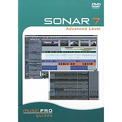 Hal Leonard SONAR 7 Advanced Level - Music Pro Series (DVD) (332761)