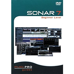 Hal Leonard SONAR 7 Beginner Level (DVD) (320719)
