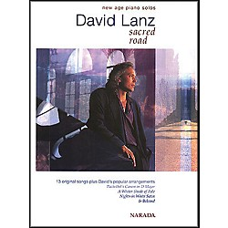 Hal Leonard Sacred Road - David Lanz Songbook for Piano Solo Songbook (306111)