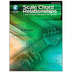 Hal Leonard Scale Chord Relationships Book/CD (695563)