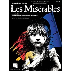 Hal Leonard Selection From Les Miserables For Flute (849016)