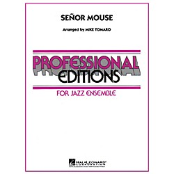 Hal Leonard Senor Mouse - Professional Editions For Jazz Ensemble Series Level 5 (7011979)