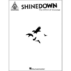 Hal Leonard Shinedown - The Sound of Madness (Guitar Tablature Songbook) (690968)