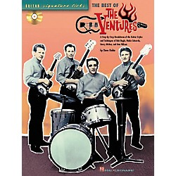 Hal Leonard Signature Licks The Best of The Ventures Book with CD (695772)