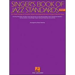 Hal Leonard Singer's Book Of Jazz Standards - Women's Edition (740208)
