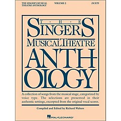 Hal Leonard Singer's Musical Theatre Anthology Duets Volume 2 (740331)