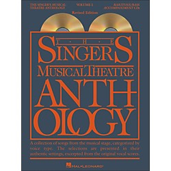 Hal Leonard Singer's Musical Theatre Anthology For Baritone / Bass Volume 1 2CD's (740236)