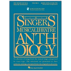 Hal Leonard Singer's Musical Theatre Anthology For Mezzo-Soprano / Belter Vol 5 Book/2CD's (1163)