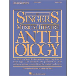 Hal Leonard Singer's Musical Theatre Anthology For Soprano Volume 5 (1151)