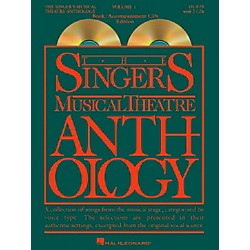 Hal Leonard Singer's Musical Theatre Anthology Volume 1 Duets Book / 2CD's (487)
