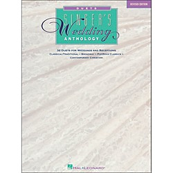 Hal Leonard Singer's Wedding Anthology Duets (740005)