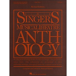 Hal Leonard Singers Musical Theatre Anthology For Tenor Volume 1 (361073)