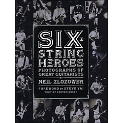 Hal Leonard Six-String Heroes Book (332998)