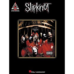 Hal Leonard Slipknot Guitar Tab Book (690419)
