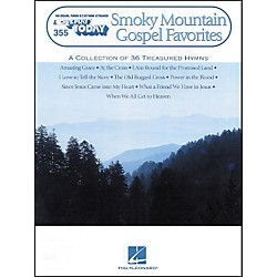 Hal Leonard Smoky Mountain Gospel Favorites E-Z Play 355 (100088)