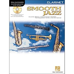 Hal Leonard Smooth Jazz For Clarinet Book/CD (841603)