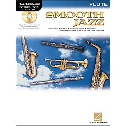 Hal Leonard Smooth Jazz For Flute Book/CD (841602)