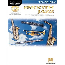 Hal Leonard Smooth Jazz For Tenor Sax Book/CD (841606)