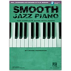 Hal Leonard Smooth Jazz Piano Book/CD Hl Keyboard Style Serieser (311095)
