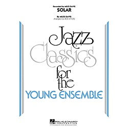 Hal Leonard Solar - Jazz Classics For The Young Ensemble Level 3 (7011903)