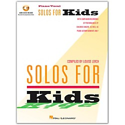Hal Leonard Solos For Kids Book/CD Pkg (740021)